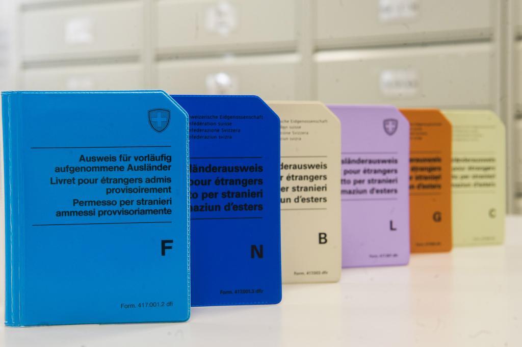 Svizzera: In aumento le falsificazioni per ottenere i permessi di ...