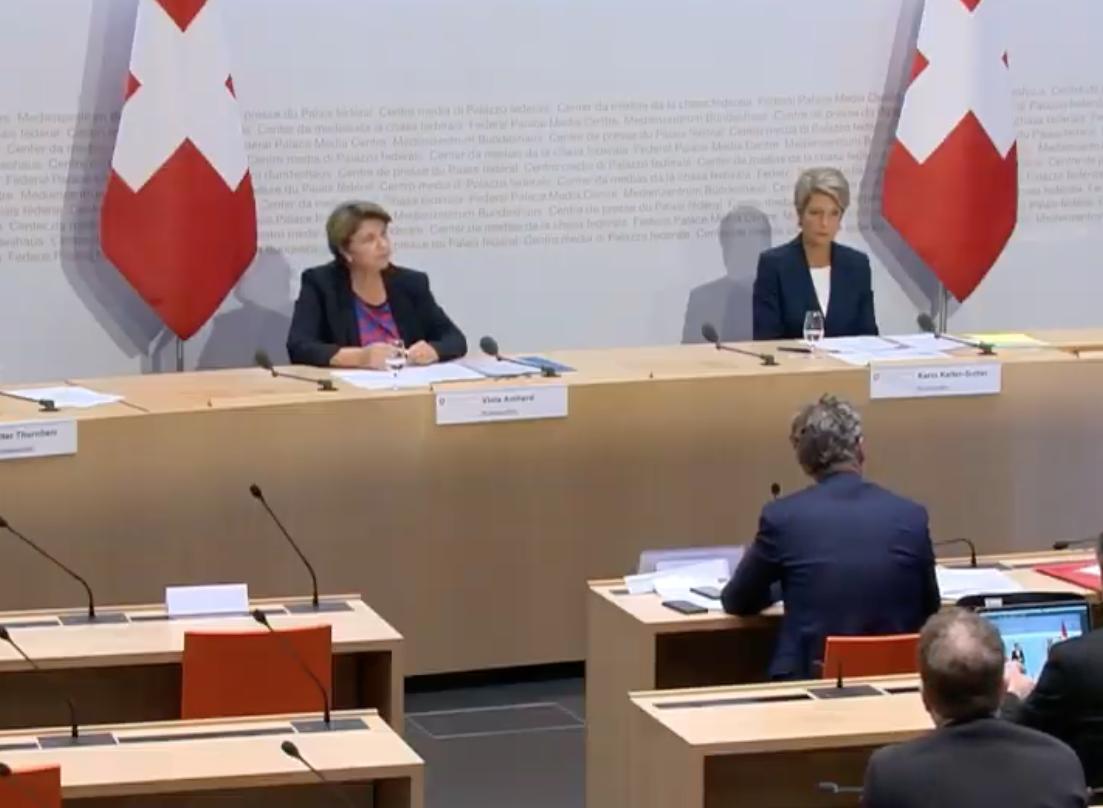 Delimično otvaranje granica. Poziv građanima da omor provedu u Švajcarskoj - Serbinfo.ch