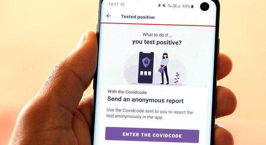 Švajcarski parlament dao zeleno svetlo za aplikaciju koja prati slučajeve koronavirusa - Serbinfo.ch